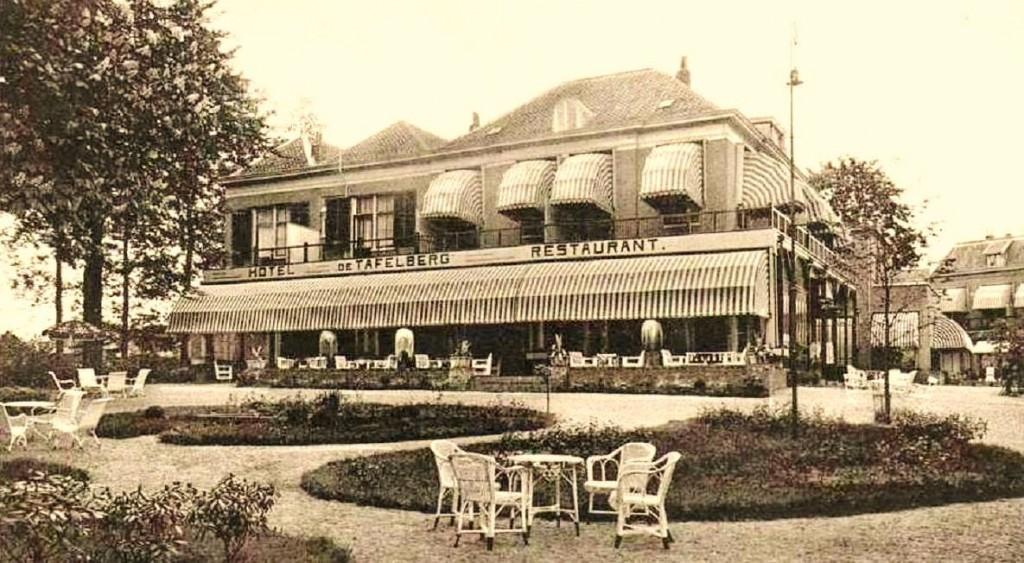 Hotel de Tafelberg