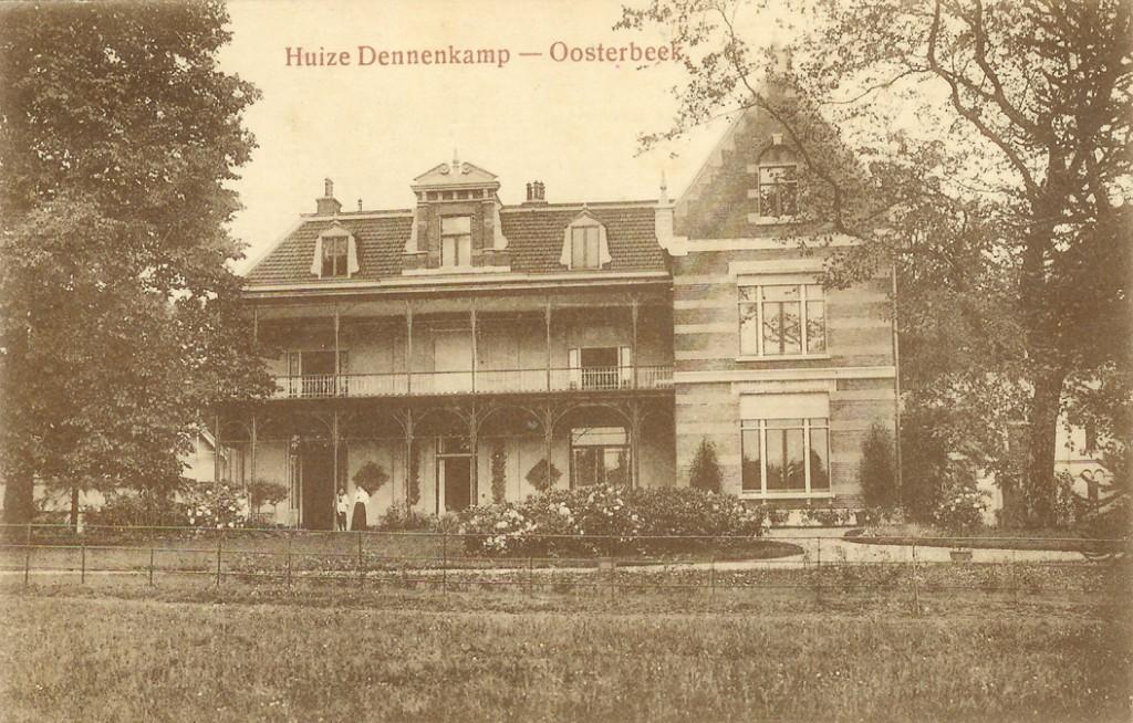 012d Oosterbeek - De Dennenkamp - 27 dec 1921