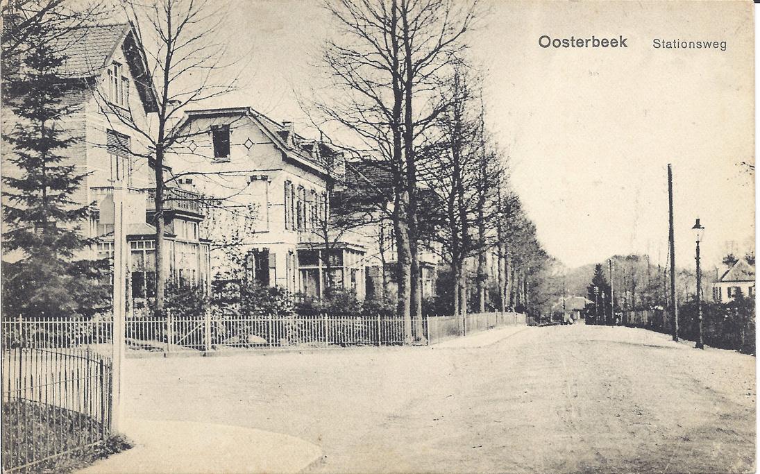 0763 Oosterbeek stationsweg 1909