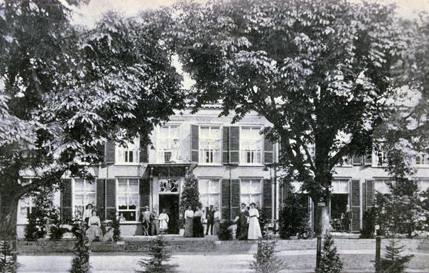 1031 Hotel de Doornenkamp