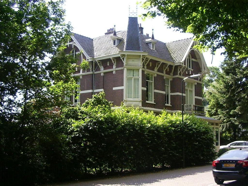Villa op Pietersbergseweg 38 te Oosterbeek