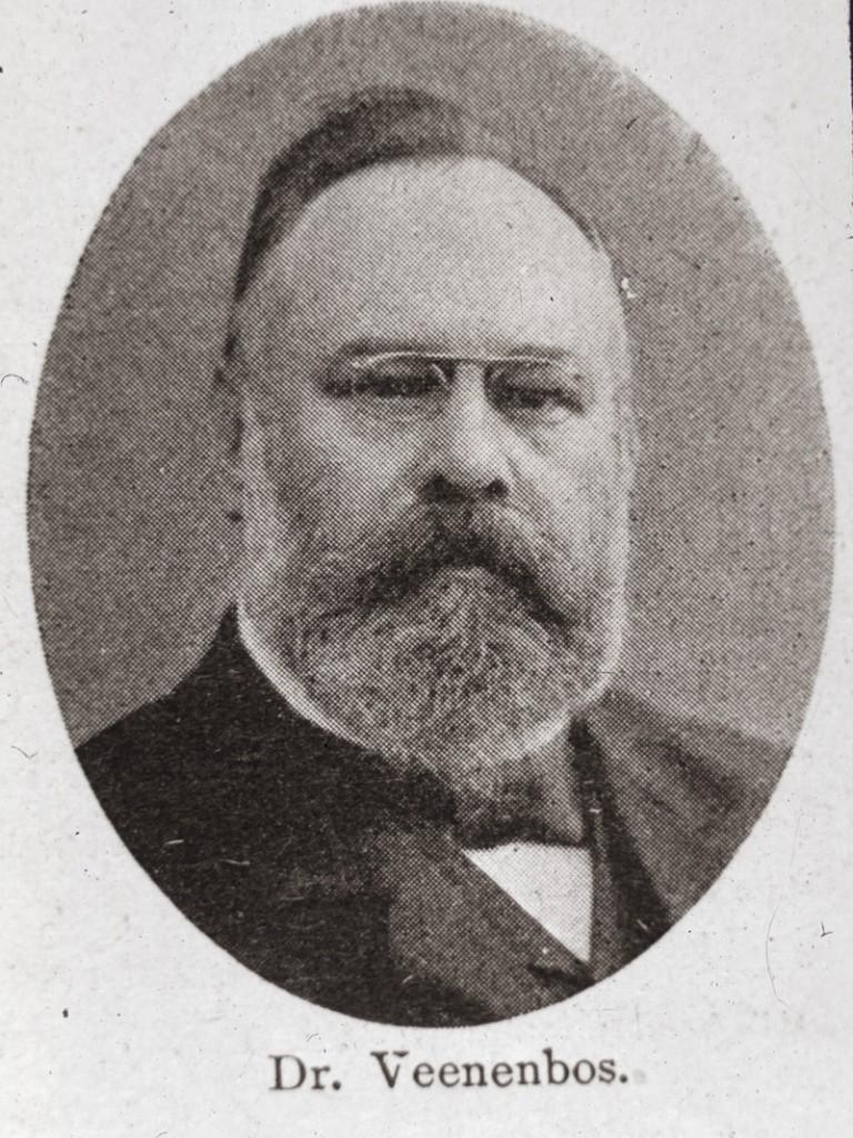 Dr. C. M. Veenenbos, dorpsarts te Oosterbeek