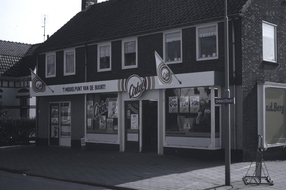 5025 Vivo v.d.Berg  Emmastraat 17  Oosterbeek