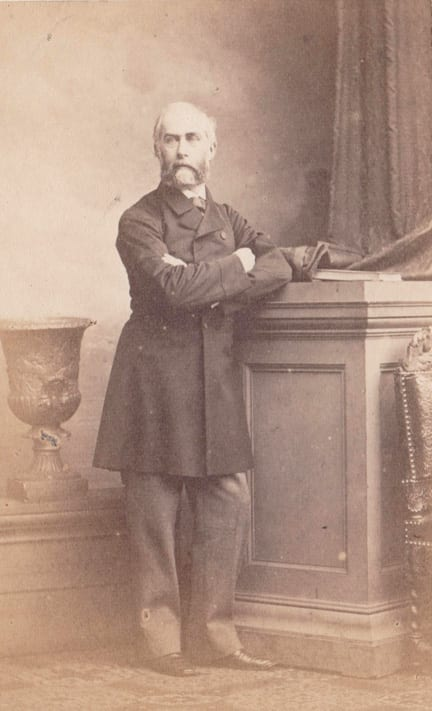 Pierre :ouis Dubourcq (1815-1873)