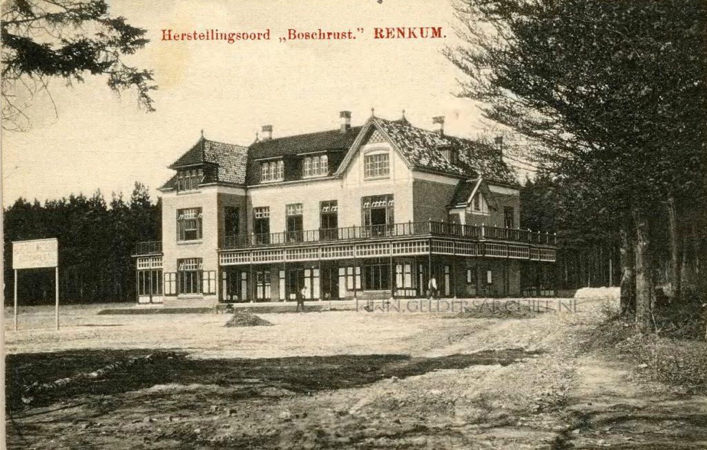 Herstellingsoord Boschrust-Renkum