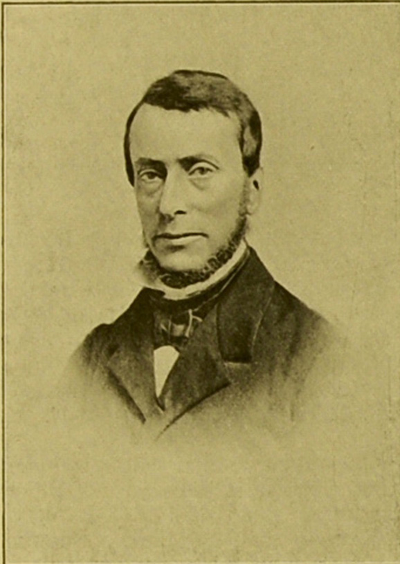 Jacobus Lebret 1866