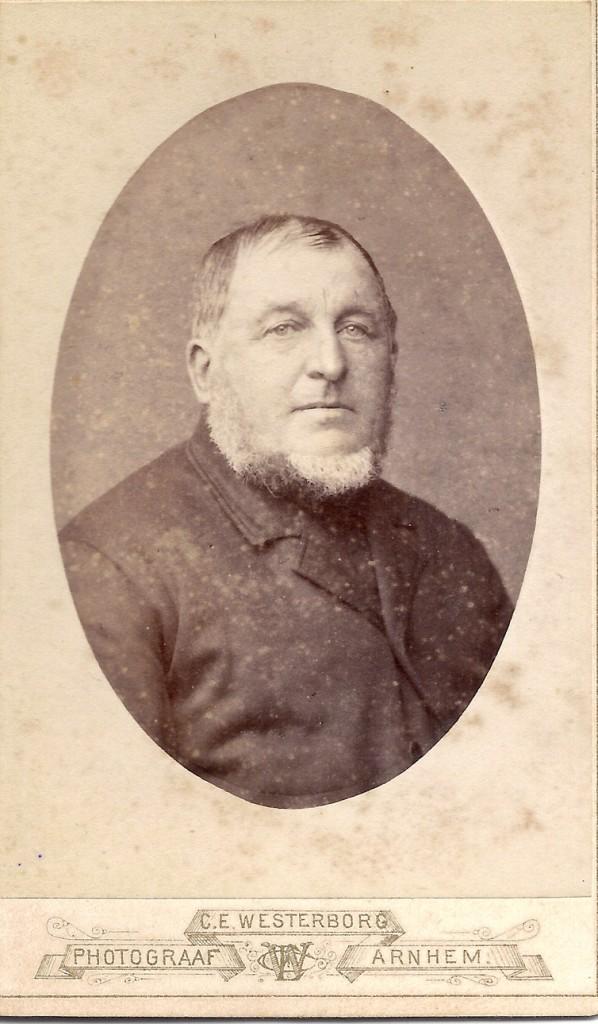 Jan Kouffeld tuinman