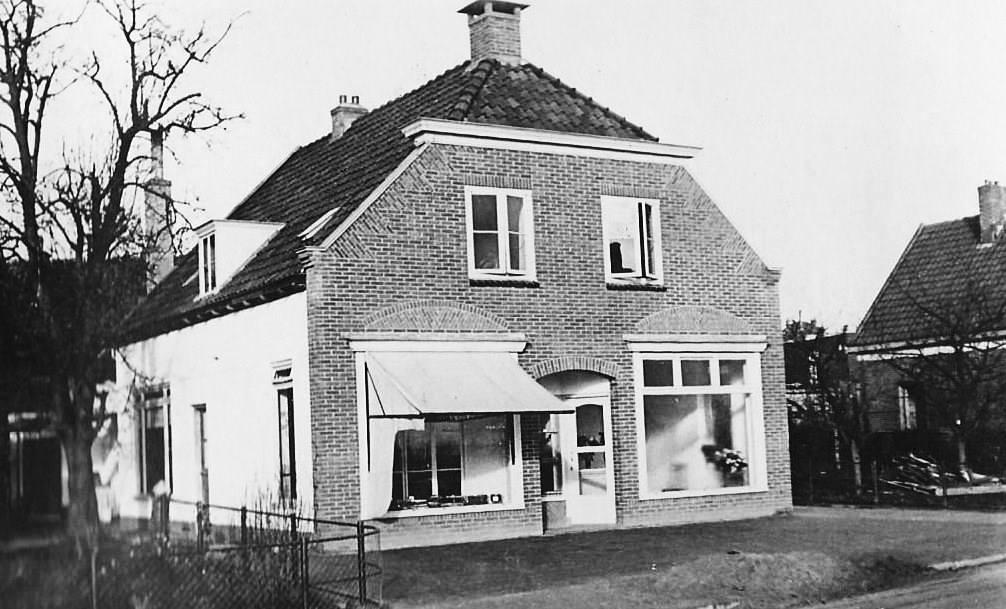 Bakkerij Hulstijn.
