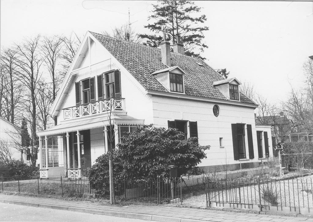 Joubertweg 5 gesloopt in 1973.