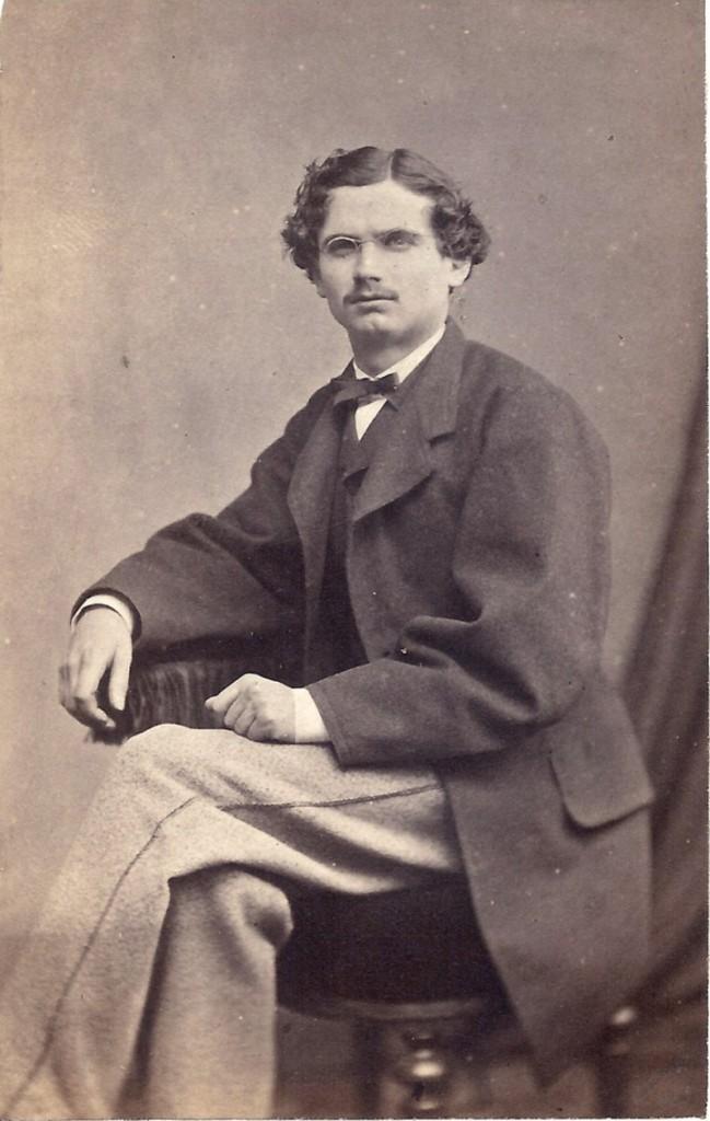 Willem Pieter Wolterbeek als jong jurist