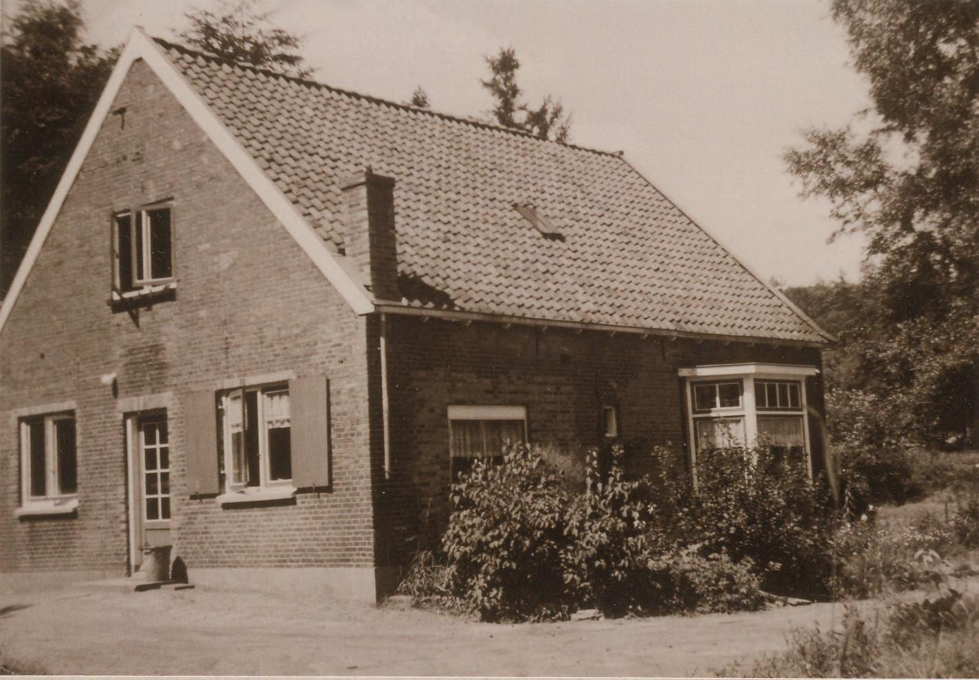 Nico Bovenweg 42 werd in 1964 afgebroken.
