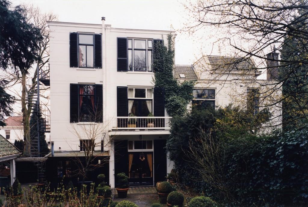Achterzijde Utrechtseweg 111