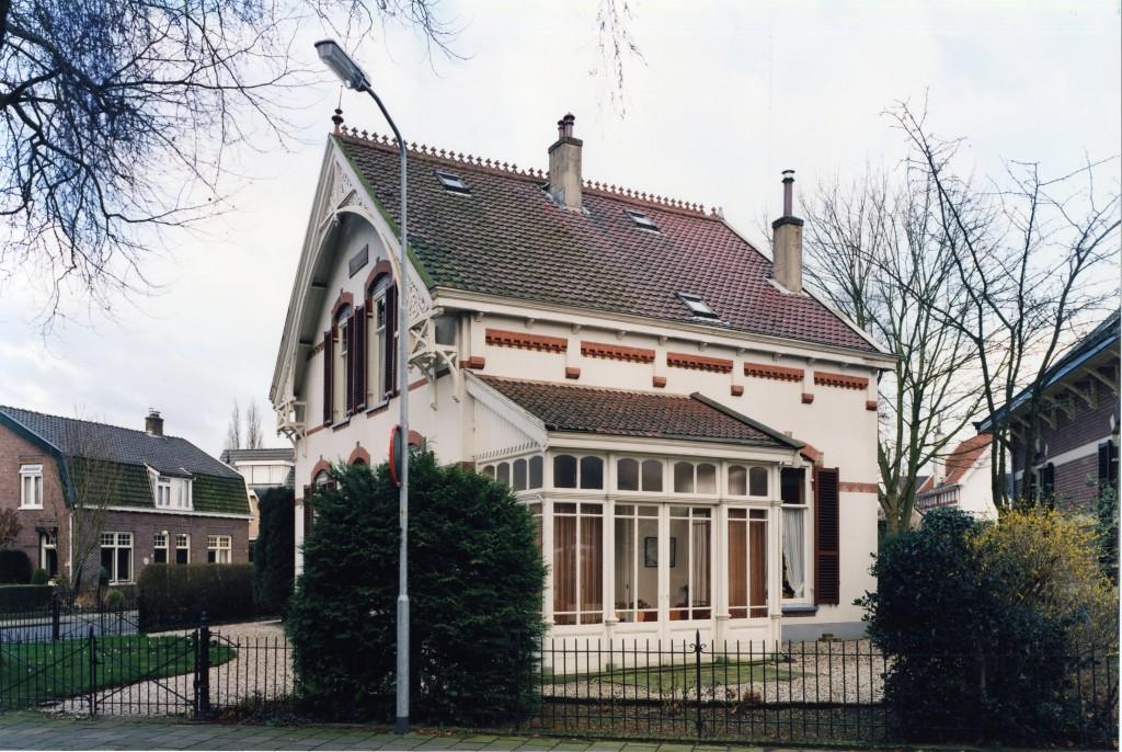 """Villa """"Vrede"""""""", Wilhelminastraat 15 Oosterbeek"""