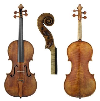 De Wirth- Stradivarius van Jan de Graan