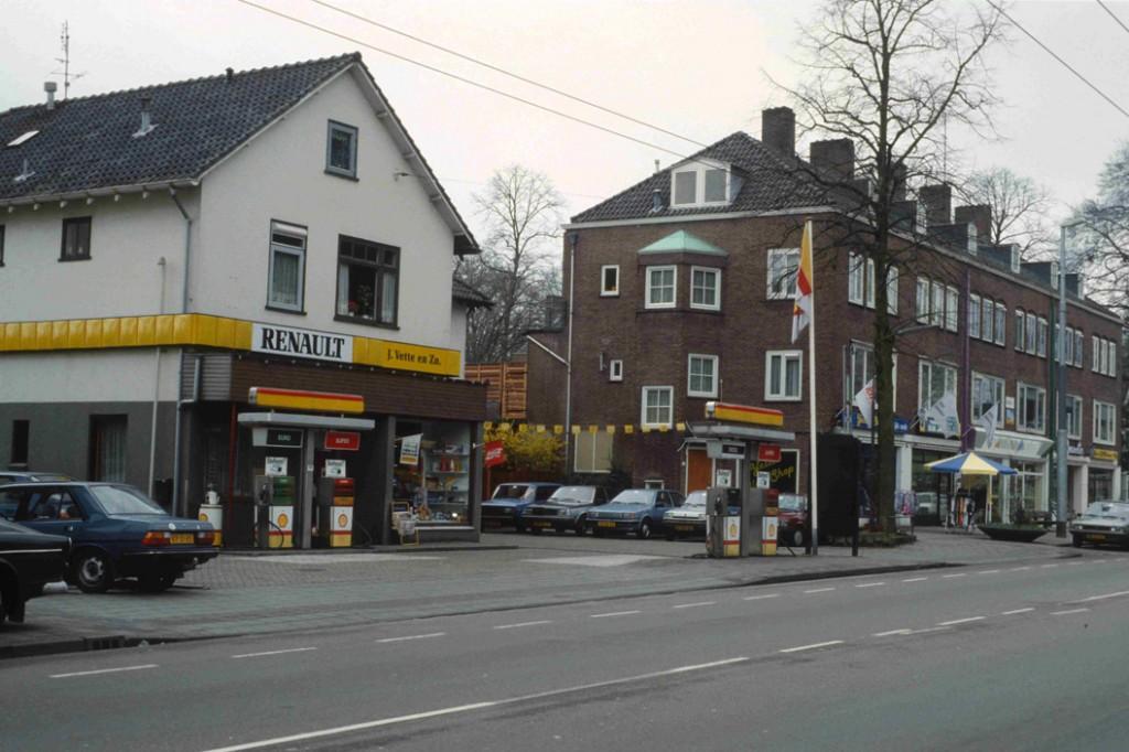 Garage Vette, Utrechtseweg 198-200.