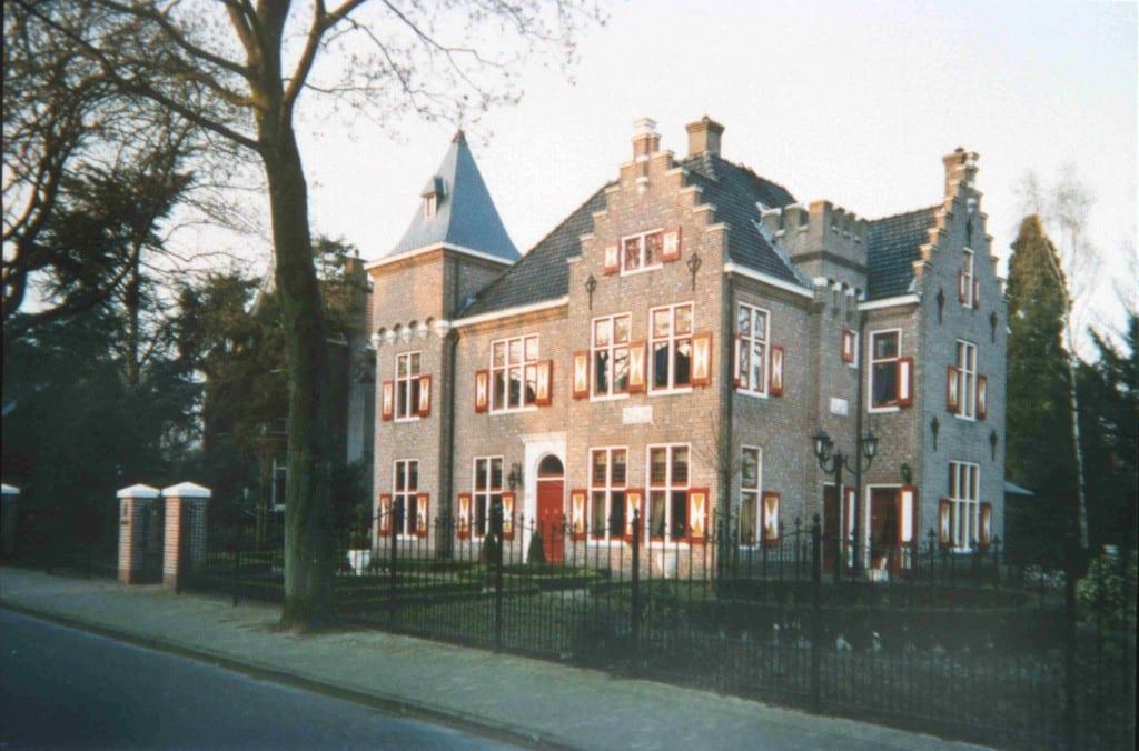 Beukenlaan 22, hier op een foto uit 1996.