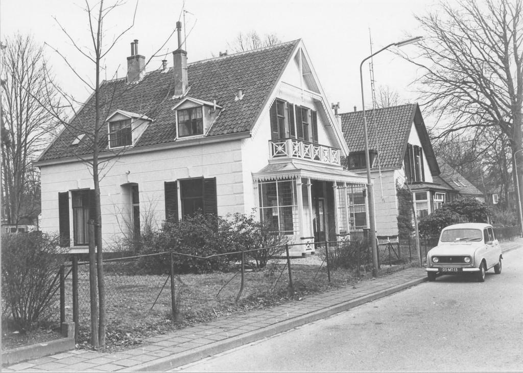 Het huis op Joubertweg 5.