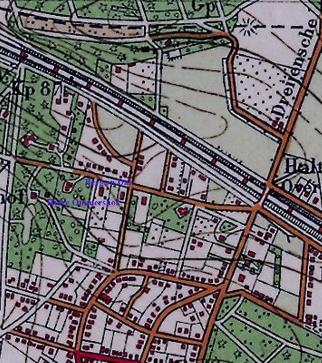 kaart 490 uit 1931