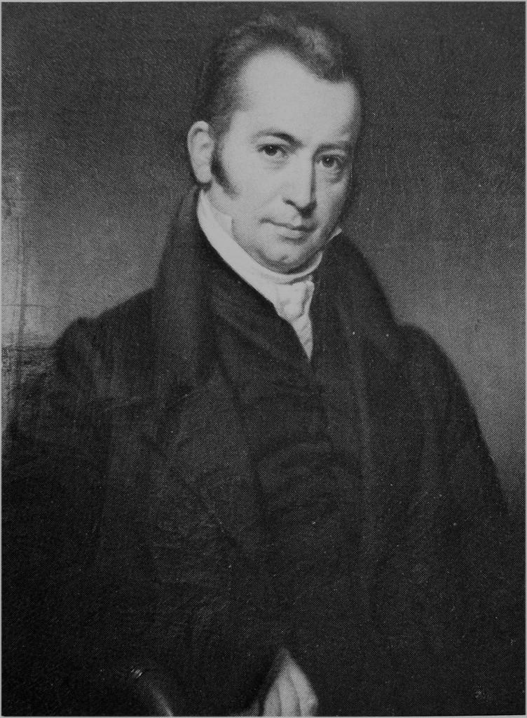 Ds. Dirk Jacob Wolterbeek, predikant van de Oude Kerk te Oosterbeek