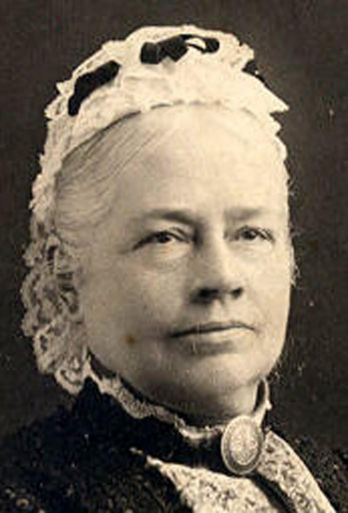 Maria van Marken op latere leeftijd