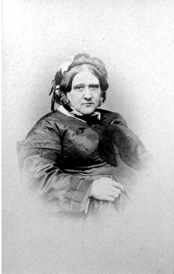 Henriette Maria Anna Wolterbeek- Meijer (1802-1866)