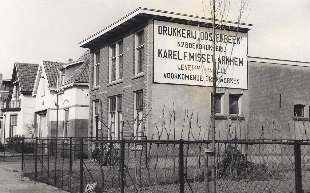 0021 Drukkerij Misset Oosterbeek Molenweg