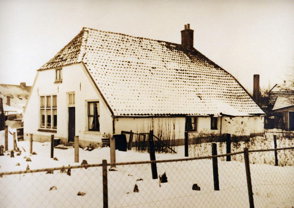 De boerderij van Renssen op nummer 56
