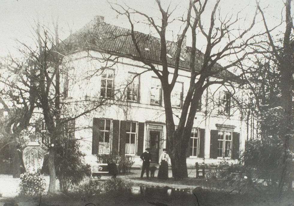 """De villa """"Beekhof"""""""