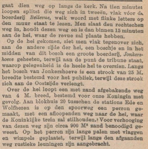 Annonce uit het Nieuws van de dag van 21 september 1898