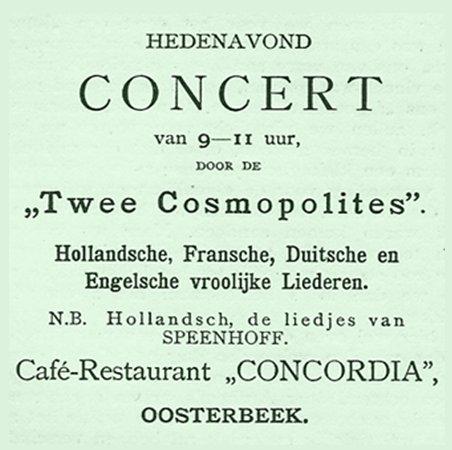 Concert Waterborg