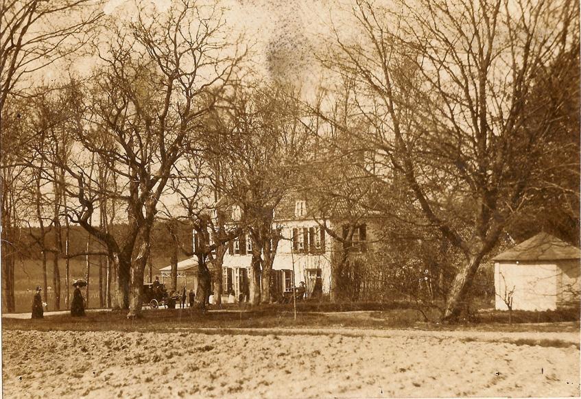 Logement Dreyeroord rond 1890