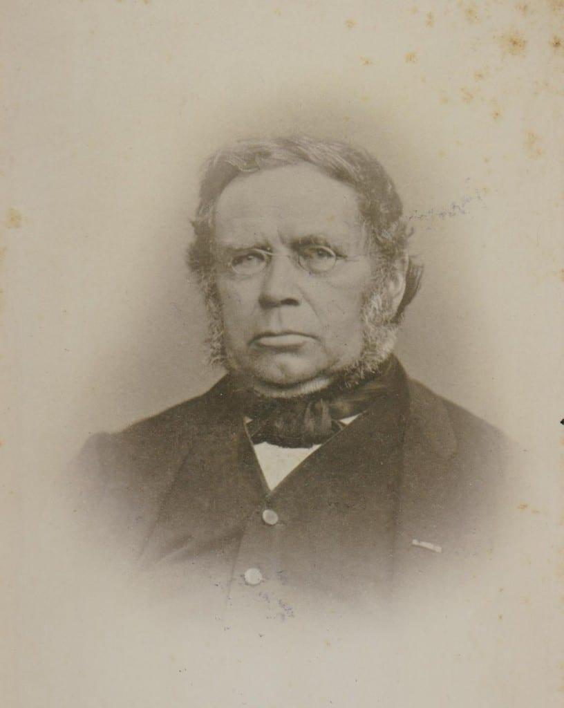 Ds. Ottho Gerhard Heldring.