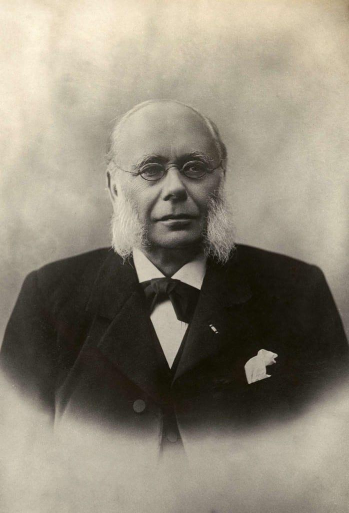Ds. Hendrik Pierson (1834-1924).