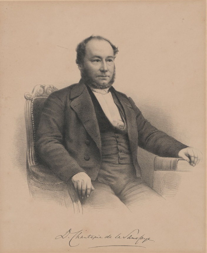 ds. Daniël Chantepie de la Saussaye