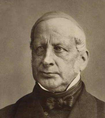 mr. Christiaan Pieter van Eeghen (1816-1889)