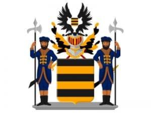 Het wapen van de familie Pallandt