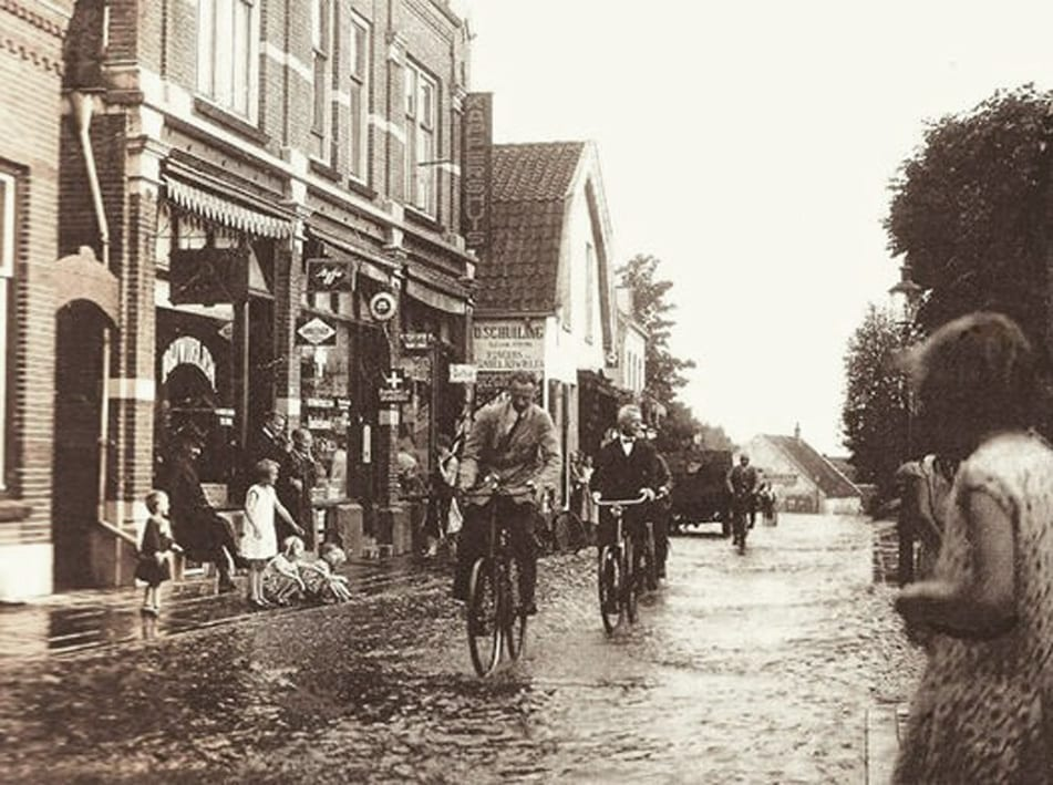 wateroverlast Weverstraat